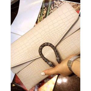 Handbags - JUST IN!!! DESIGNER INSPIRED CLUTCH